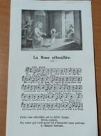 Image PIEUSE : PRIÈRE _ La ROSE Effeuillée - Religione & Esoterismo