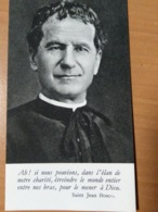 Image PIEUSE : Saint Jean BOSCO - Religione & Esoterismo