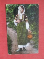 Bulgarian Girl   Ref 3678 - Europe