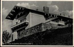 ! Alte S/w Ansichtskarte Hitlers Haus Wachenfeld, Obersalzberg, 1937 - Berchtesgaden