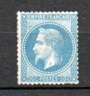 France N° 29A ** . A Saisir !!! - 1863-1870 Napoléon III Con Laureles