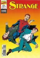 STRANGE  N° 307 -  Juillet 1995  - Marvel Comics  Semic -   Deadpool  L' Araignée  Iron Man  Les Vengeurs - Strange