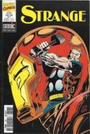 STRANGE  N° 306 -  Juin 1995  - Marvel Comics  Semic -   Deadpool  L' Araignée  Iron Man  Les Vengeurs - Strange