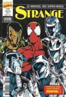 STRANGE  N° 304 -  Avril 1995  - Marvel Comics  Semic -   Deadpool  L' Araignée  Iron Man  Les Vengeurs - Strange
