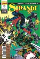 STRANGE  N° 302 -  Février 1995  - Marvel Comics  Semic -    L' Araignée  Iron Man  Namor  Les Vengeurs - Strange