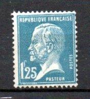 France N° 180 ** . A Saisir !!! - 1922-26 Pasteur