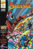 STRANGE  N° 324 -  Décembre 1996  - Marvel Comics  Semic -   Les New Warriors Les Vengeurs  Iron Man War Machine - Strange