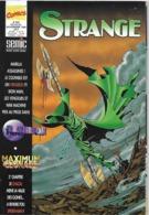 STRANGE  N° 323 -  Novembre 1996  - Marvel Comics  Semic -   L' Araignée  Les Vengeurs  Iron Man War Machine - Strange