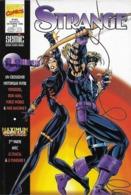 STRANGE  N° 322 -  Octobre 1996  - Marvel Comics  Semic -   L' Araignée  Les Vengeurs - Strange
