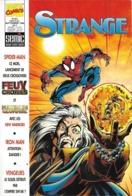 STRANGE  N° 321 -  Septembre 1996  - Marvel Comics  Semic -   L' Araignée  New Warrios Iron Man Les Vengeurs - Strange