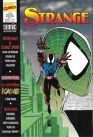 STRANGE  N° 320 -  Aout 1996  - Marvel Comics  Semic -   L' Araignée Iron Man Les Vengeurs - Strange