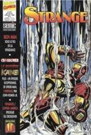 STRANGE  N° 319 -  Juillet 1996  - Marvel Comics  Semic -   L' Araignée Iron Man Les Vengeurs - Strange