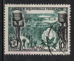 A E F          N°     YVERT    233      OBLITERE       ( Ob  5/43 ) - A.E.F. (1936-1958)