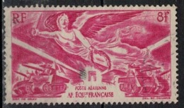 A E F          N°     YVERT    PA 43  ( 3 )     OBLITERE       ( Ob  5/43 ) - A.E.F. (1936-1958)