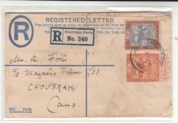 Sudan / Stationery / Railways - Sudan (1954-...)