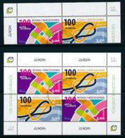 BOSNIEN-HERZEGOWINA (MOSTAR ) Mi.Nr. 200-201, Block 10 Pfadfinder - 2007- Used - Europa-CEPT