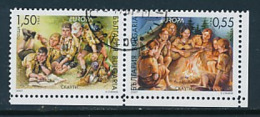 BULGARIEN  Mi.Nr. 4794-4795  Pfadfinder - 2007- Used - Europa-CEPT
