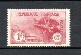 France N° 231 ** . A Saisir !!! - Francia
