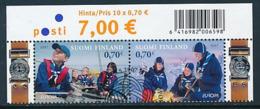 FINNLAND  Mi.Nr. 1847-1848  Pfadfinder - 2007- Used - 2007