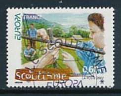 FRANKREICH  Mi.Nr. 4257  Pfadfinder - 2007- Used - 2007