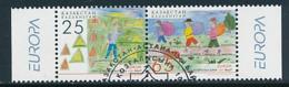 KASACHSTAN  Mi.Nr. 580-581  Pfadfinder - 2007- Used - Europa-CEPT