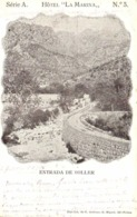 "HOTEL "" LA MARINA"" ENTRADA DE SOLLER   RV Beau Timbre - Mallorca"