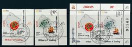 MONTENEGRO  Mi.Nr. 137-138, 139-140, Block 6  Pfadfinder - 2007- Used - Europa-CEPT