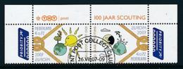 NIEDERLANDE Mi.Nr. 2512-2513  Pfadfinder - 2007- Used - Europa-CEPT