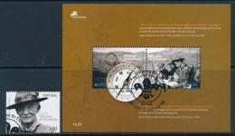 PORTUGAL Mi.Nr. 3157, Block 252  Pfadfinder - 2007- Used - Europa-CEPT