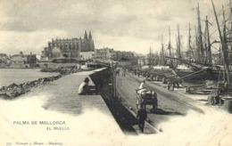 PALMA DE MALLORCA  EL MUELLE  RV - Palma De Mallorca