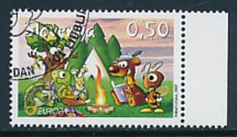 SLOWENIEN Mi.Nr. 644  Pfadfinder - 2007- Used - Europa-CEPT