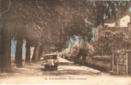 PAIMBOEUF EN LOIRE  ATLANTIQUE QUAI   GAUTREAU  CPA  CIRCULEE - Paimboeuf