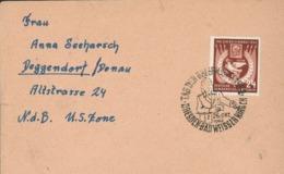 Tag Der Briefmarke 1952 Dresden Weisser Hirsch      [KE-GR-33] - Briefe U. Dokumente