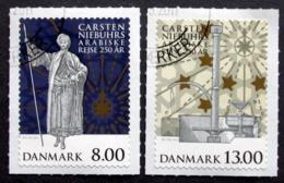 Denmark 2011   Carsten Niebuhr's Arab Journey 250 Year Anniversary  MiNr.1648-49A    ( Lot  D 824 ) - Danimarca
