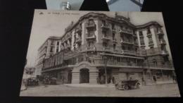 CPA - 49. TUNIS - L'hotel Majestic - Tunesië