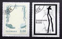 Denmark 2011  Mode   MiNr.1662-63    ( Lot  D 864 ) - Danimarca