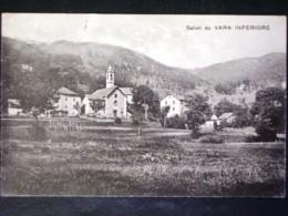 LIGURIA -SAVONA -VARA INFERIORE -F.P. LOTTO N°70 - Savona