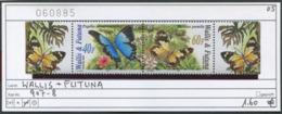 Wallis & Futuna - Michel 907-908 -  ** Mnh Neuf Postfris - Schmetterlinge Butterflies Papillons - Wallis Und Futuna