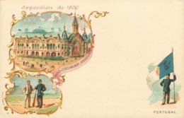 CPA - Exposition 1900 à PARIS - Pierre Petit - Photographe - PORTUGAL - Mostre