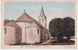 JALOGNES - Autres Communes