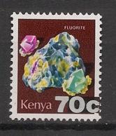 Kenya - 1982 - N°Yv. 236 - Minéraux - Neuf Luxe ** / MNH / Postfrisch - Kenya (1963-...)