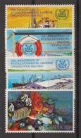 Kenya - 1983 - N°Yv. 268 à 271 - OMI - Neuf Luxe ** / MNH / Postfrisch - Kenya (1963-...)
