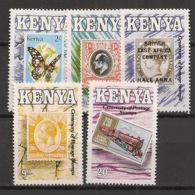Kenya - 1990 - N°Yv. 514 à 517 - Timbre-poste - Neuf Luxe ** / MNH / Postfrisch - Kenya (1963-...)