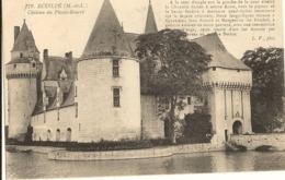 49 -  ECUILLE -  Château Du Plessis Bourré 1 - France