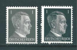 MiNr. 781 A+b ** Viererblock  (0164) - Unused Stamps