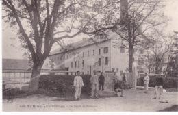 LAVERDINES(ARBRE) CASERNE - Autres Communes