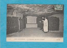 Paris Souterrain. - Les Catacombes ; Une Visite à L'Ossuaire. - Arrondissement: 14