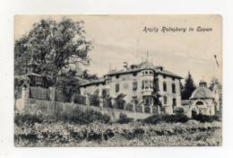 Appiano (Bolzano) - Ansitz Reinsberg - Viaggiata Nel 1909 - (FDC17752) - Bolzano (Bozen)
