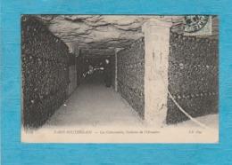 Paris Souterrain. - Les Catacombes ; Galeries De L'Ossuaire. - Arrondissement: 14