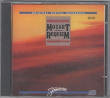 CD REQUIEM WOLFGANG AMADEUS MOZART BON ETAT & RARE - Hard Rock & Metal